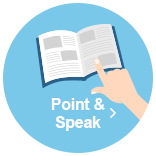 Point & Speak